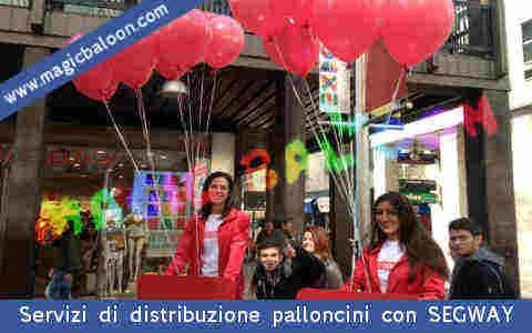 best sneakers 3e6b6 4203e Palloncini Milano Palloncino Servizi Promozione Saldi Italia